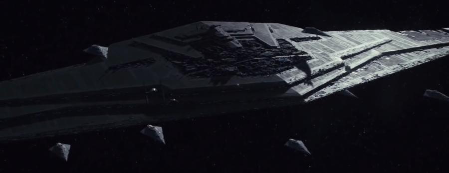 Mega Class Ship