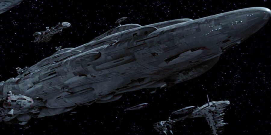 Ackbar's Ship