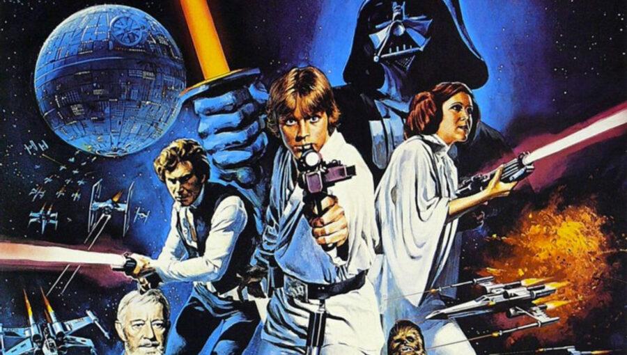 Star Wars first movie