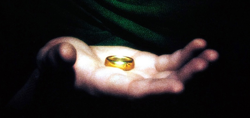 The One Ring in Lord of the Rings