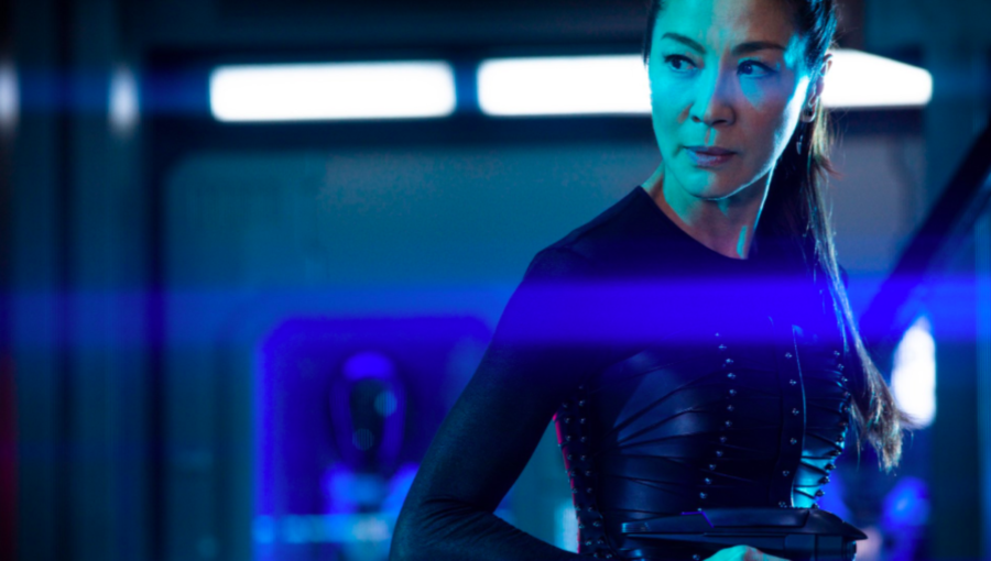 Michelle Yeoh on CBS All-Access