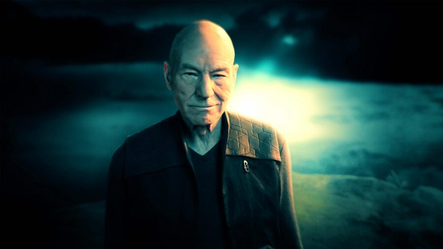 Picard returns to CBS All-Access