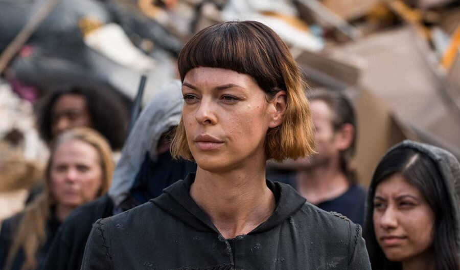 Jadis on TWD