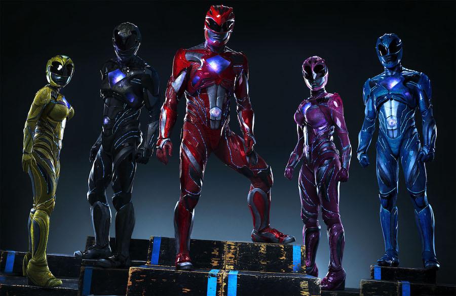 Power Rangers Sci-Fi Movie