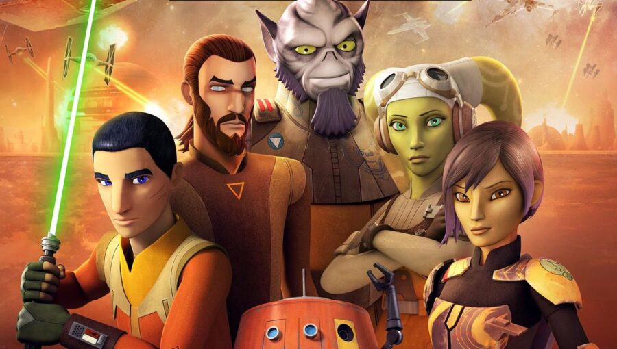 rebels in chronology