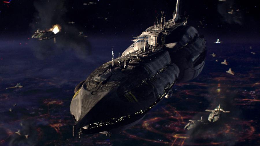Light-Destroyer in Star Wars