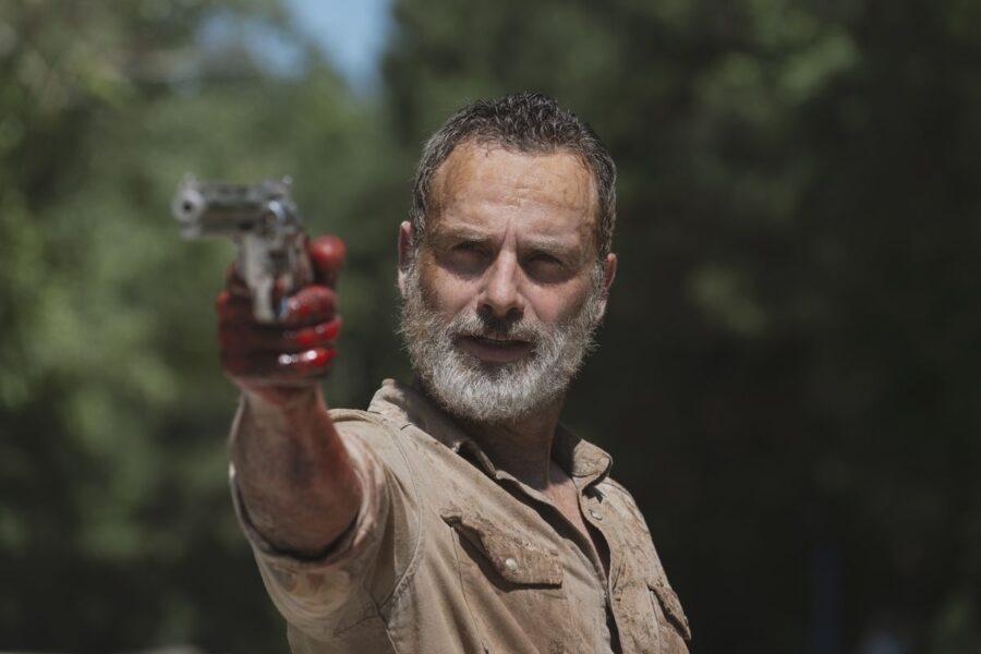 Rick Grimes Returns