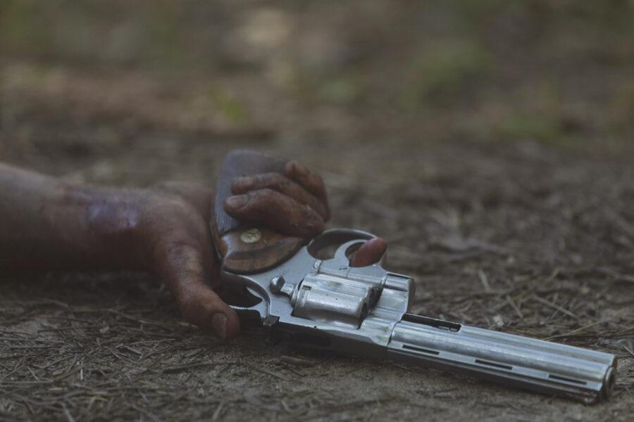 Rick Grimes Gun