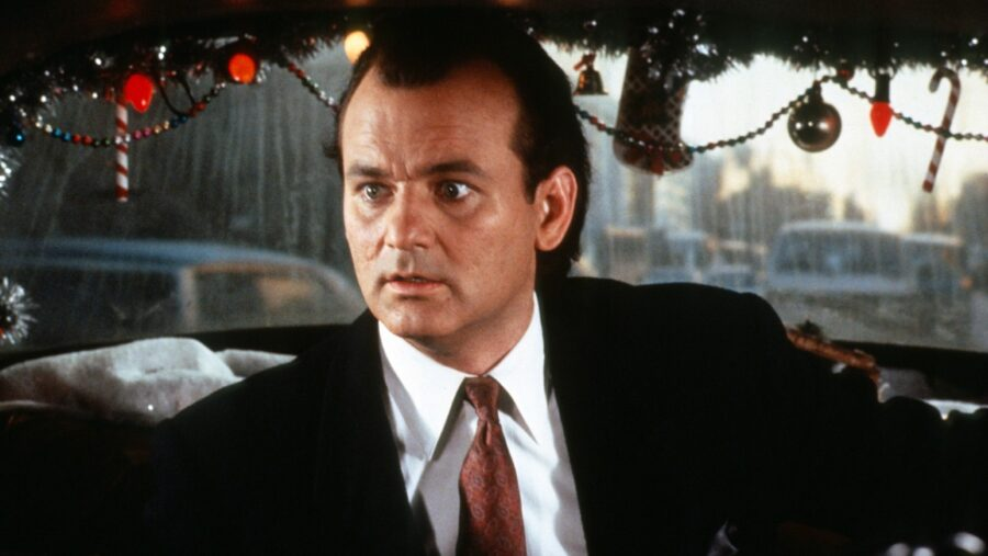 Scrooged as Sci-Fi