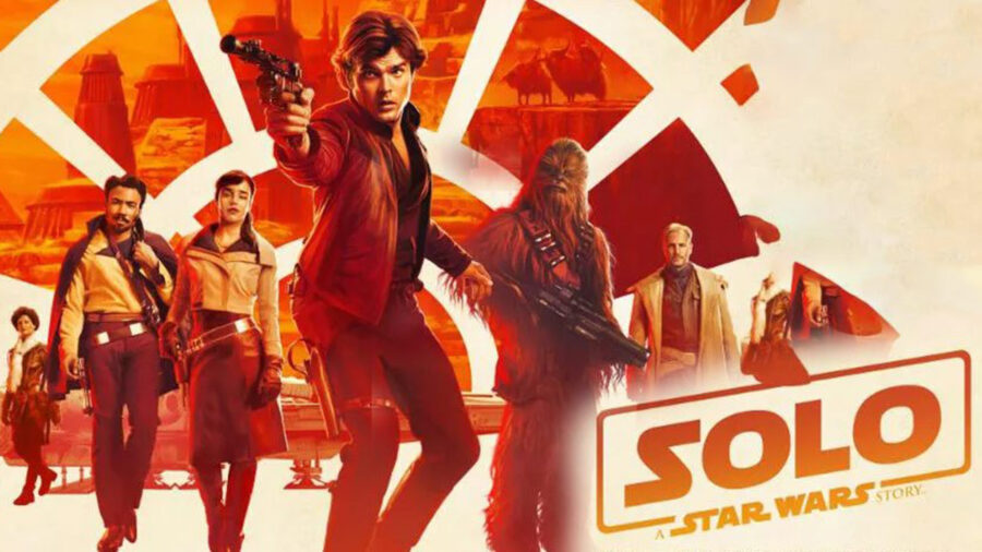Solo: A Star Wars Story prequel
