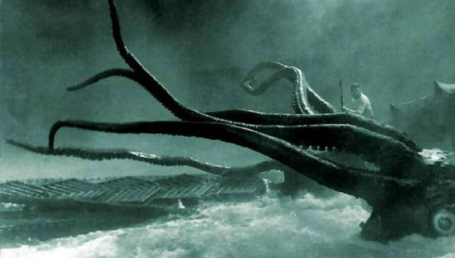 Sci-Fi Squid Attack for Kids