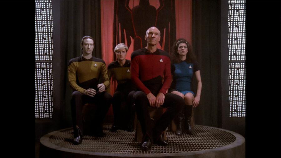Star Trek: The Next Generation's first episode