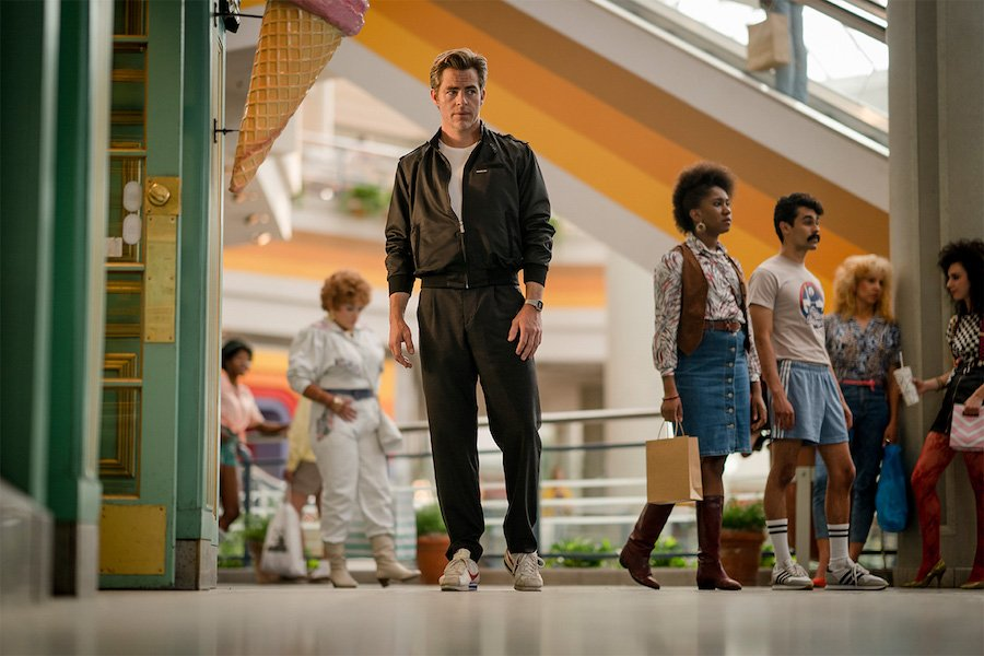 Steve Trevor alive in Wonder Woman 1984