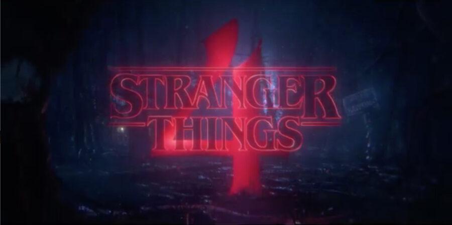 Stranger Things 4 coming