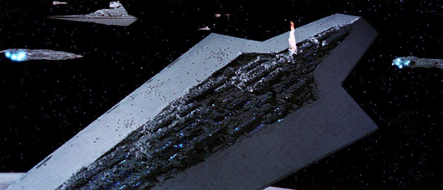 Vader's Ship