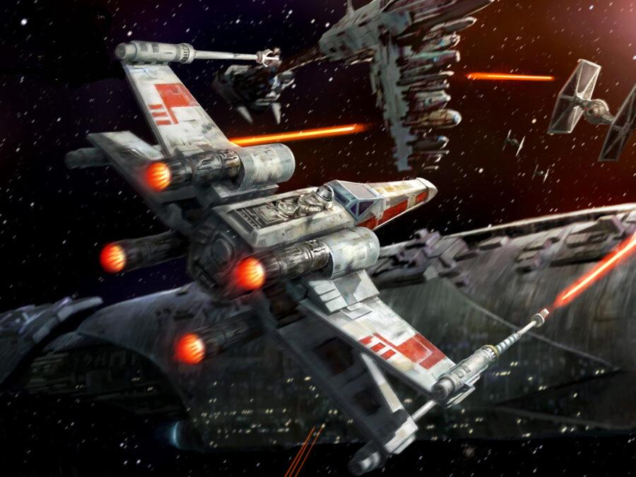 The Original X-Wing