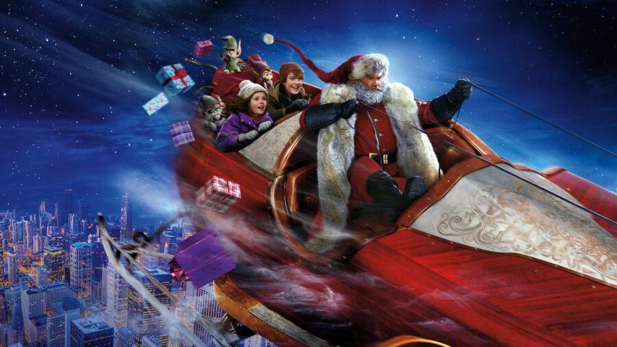 Kurt Russell as Santa
