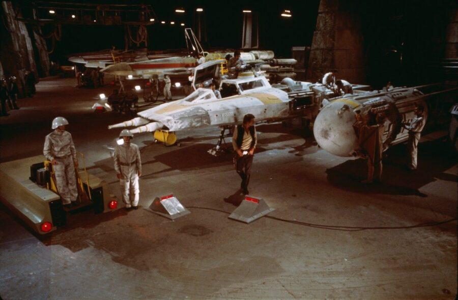 Y-Wing Ship