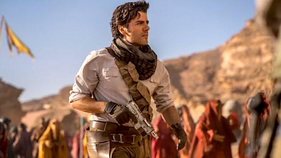 Dune movie star