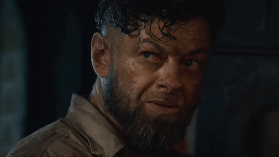 Andy Serkis as Alfred