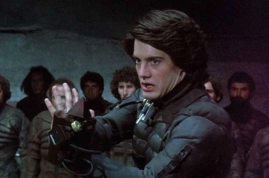 Paul Atreides in Dune