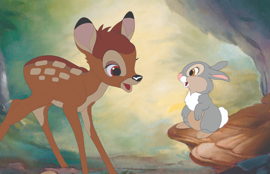 Bambi animated remake