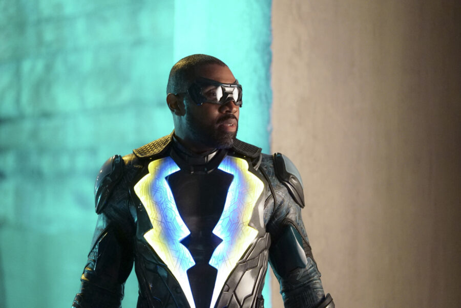 Black Lightning superhero show