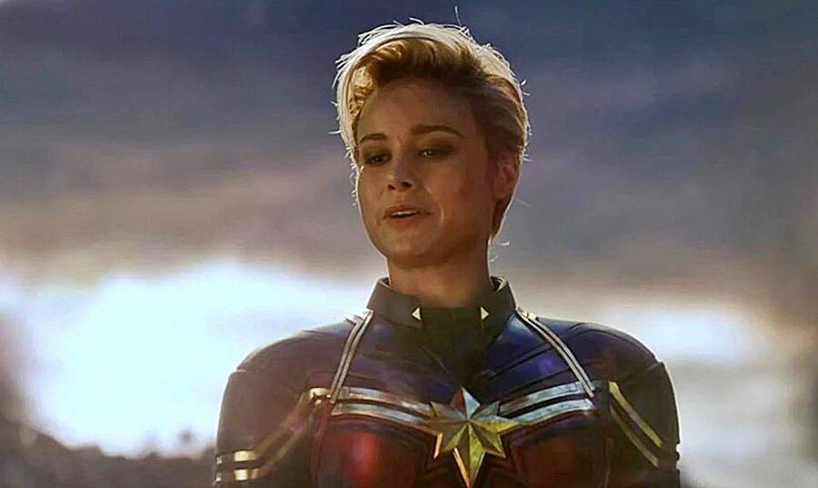 captain marvel short