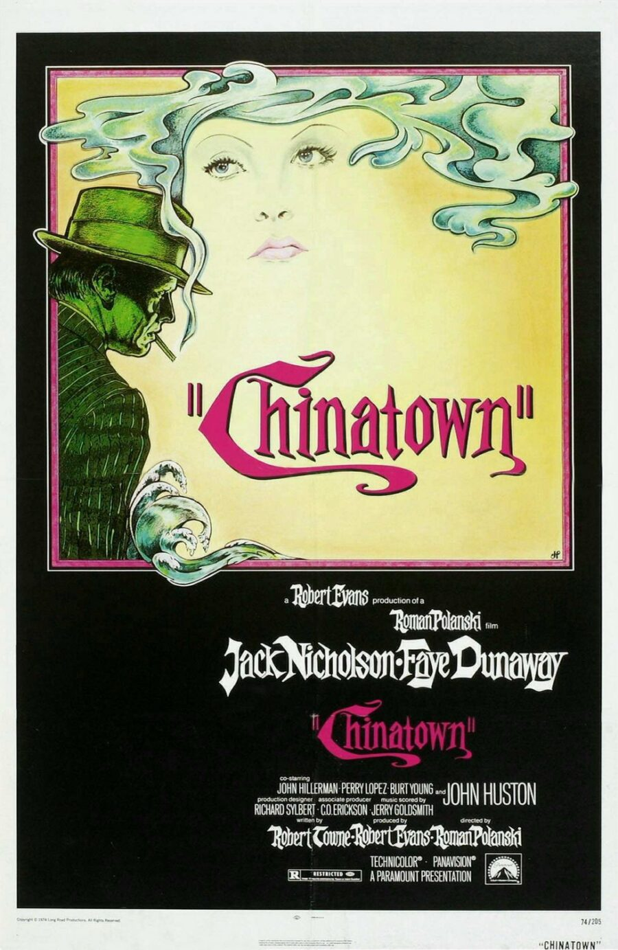 Chinatown free