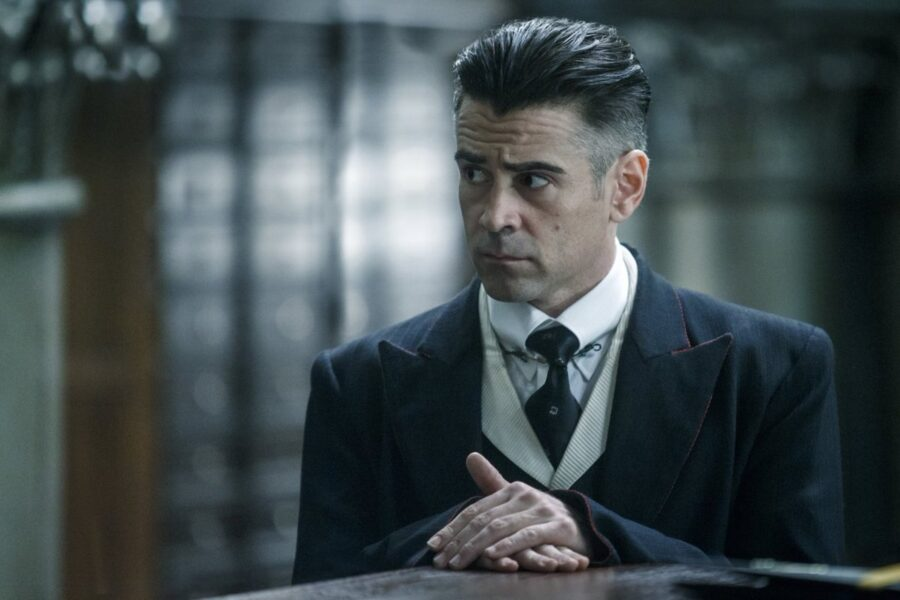 Colin Farrell as Penguin