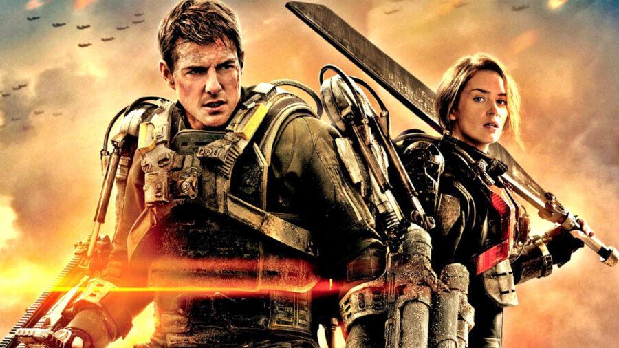 Tom Cruise sci-fi movie