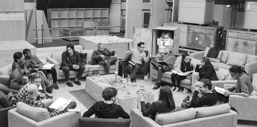 Star Wars movie cast