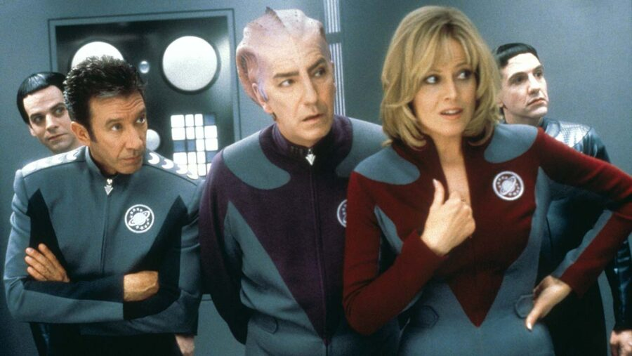 Space Comedy Galaxy Quest