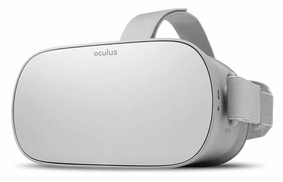 Oculus Go Virtual Reality