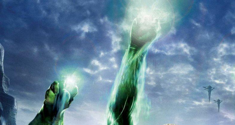 HBO's Green Lantern Corps