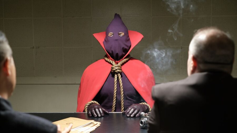 Hooded Justice in Watchmen Season 2