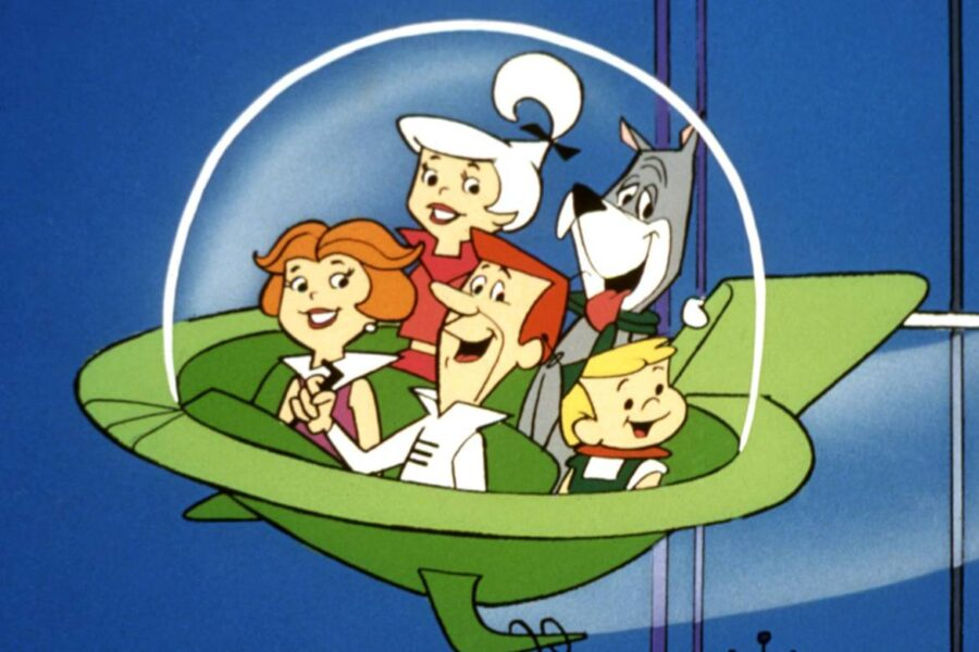 The Jetsons opening