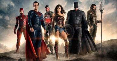 Zack Snyder Justice League