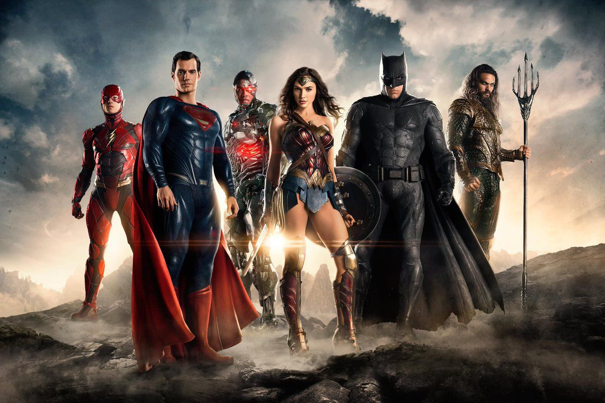 Zack Snyder's Justice League: See The New Trailer