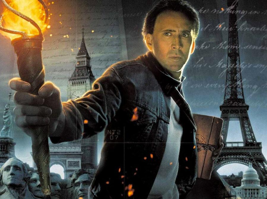 Nic Cage Action Movie Sequel