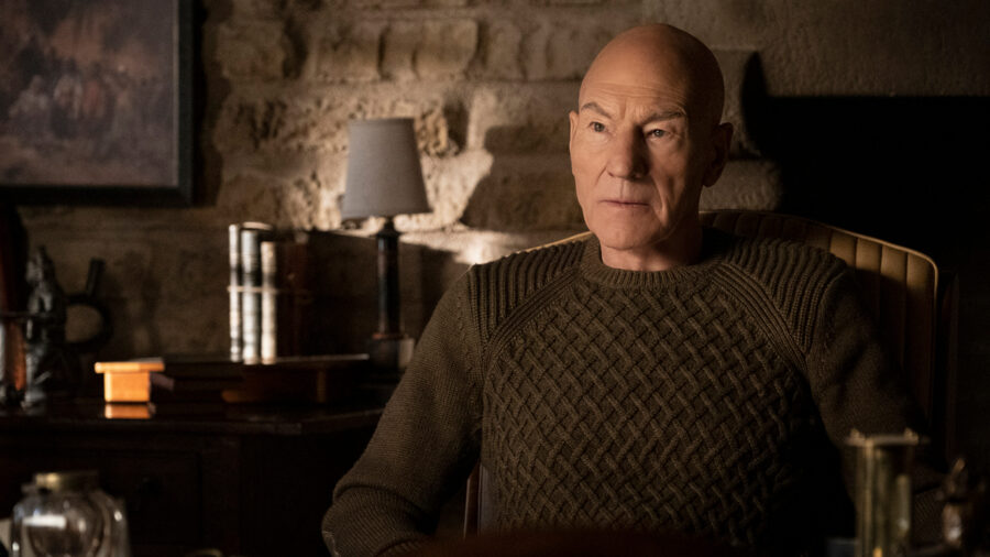 Picard's Earl Grey