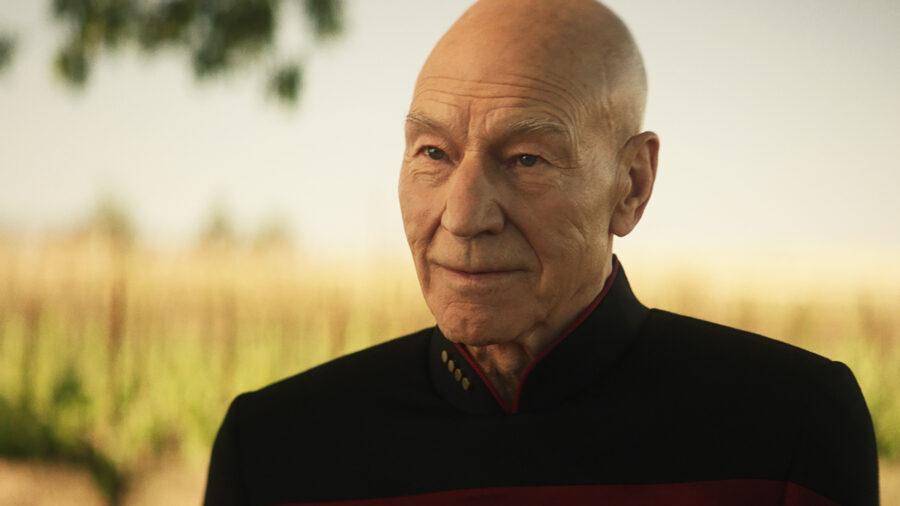 Star Trek Picard for free