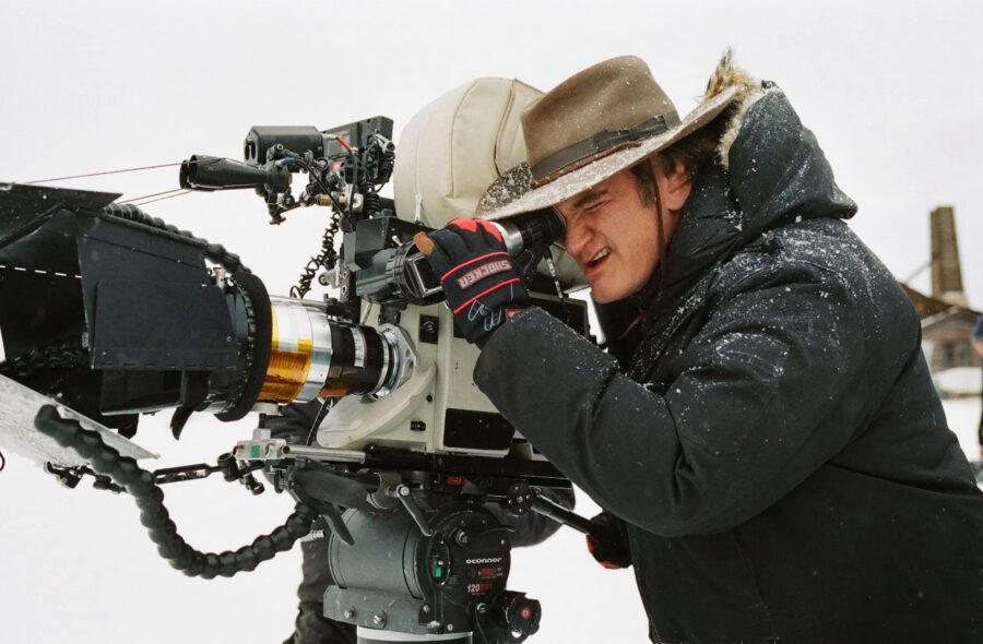 Quentin Tarantino's Next Movie