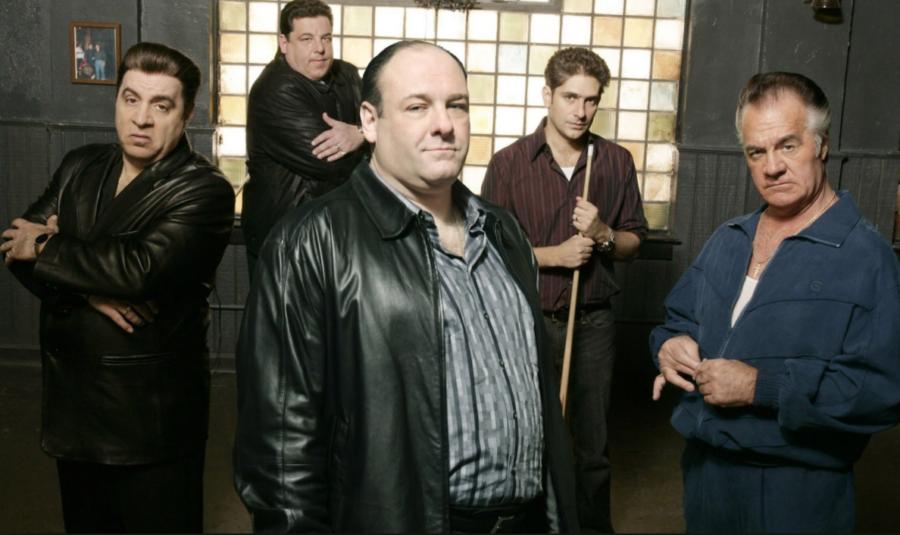 Sopranos on HBO
