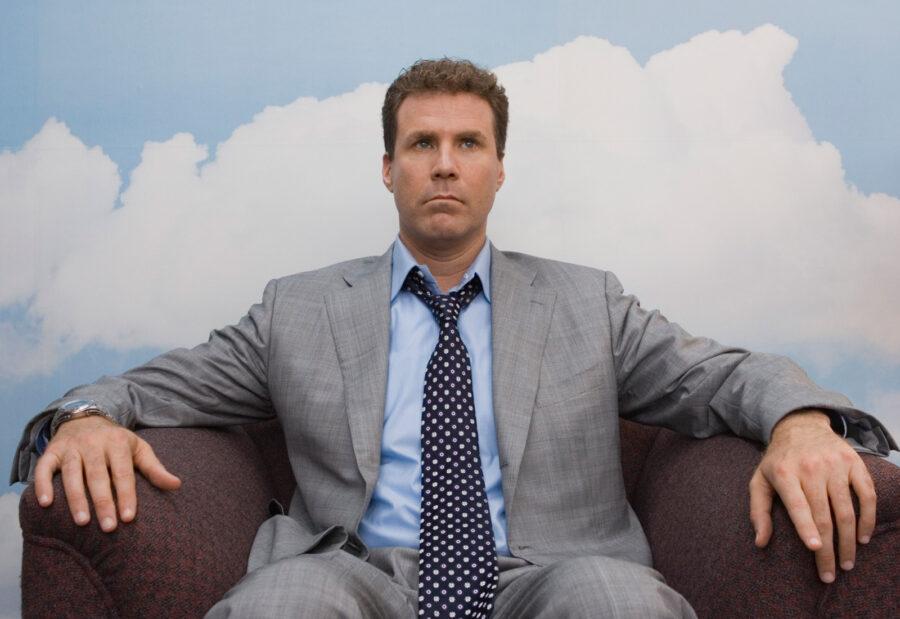Will Ferrell in stranger than fiction