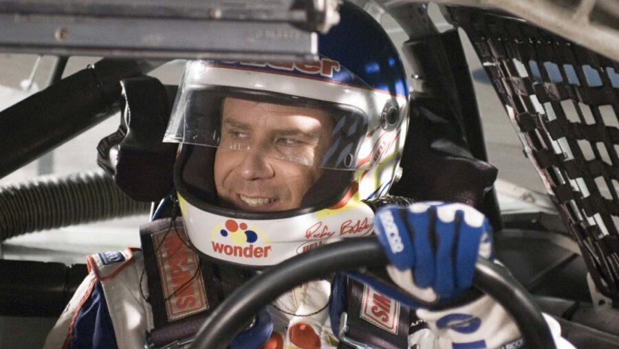 Will Ferrell racing movie