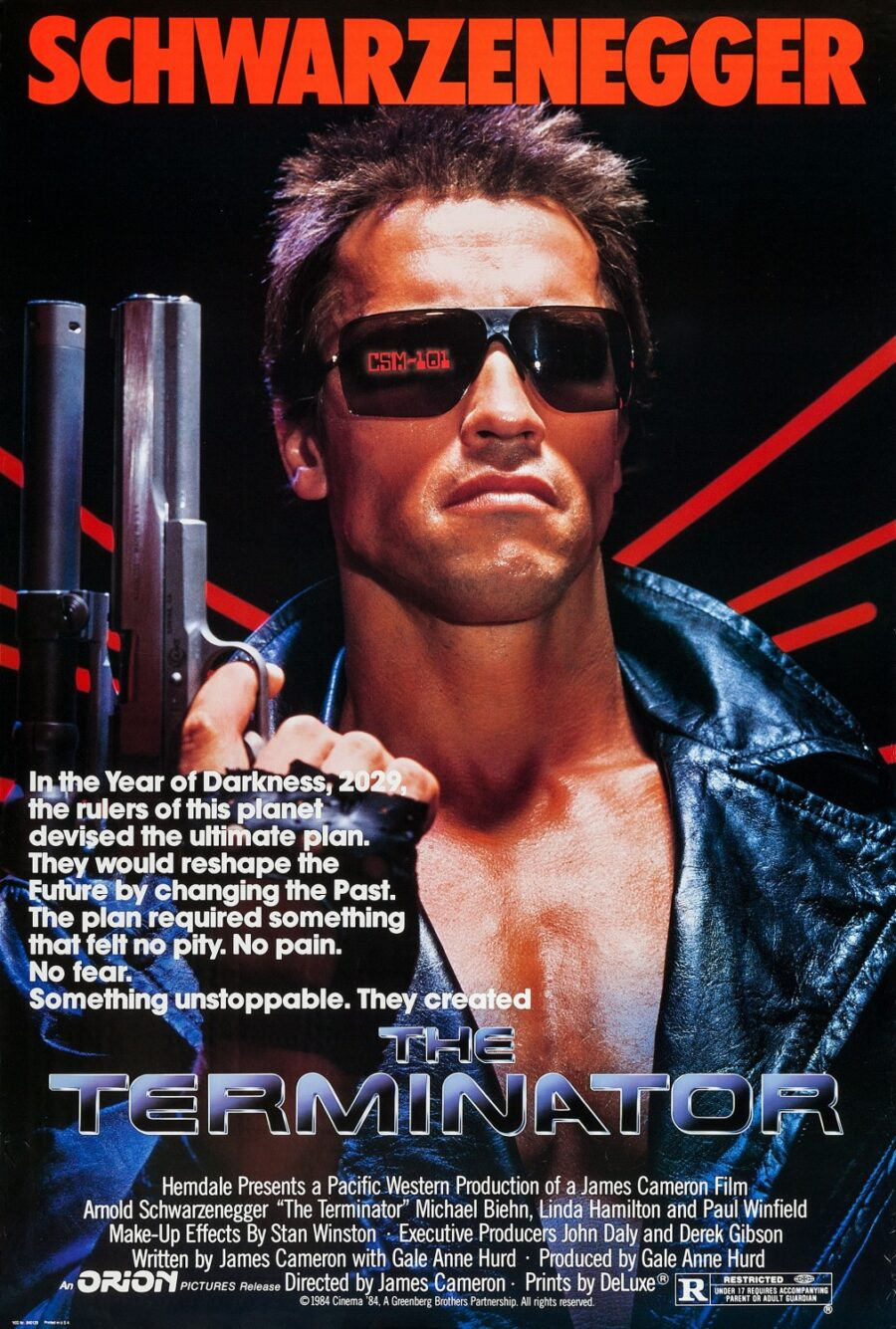Free movie The Terminator