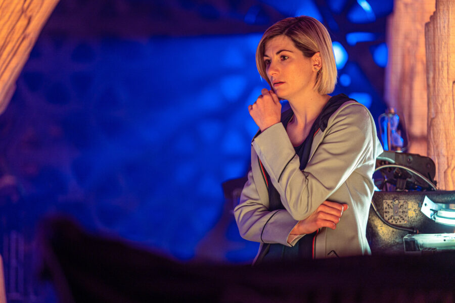 doctor who jodie hittaker