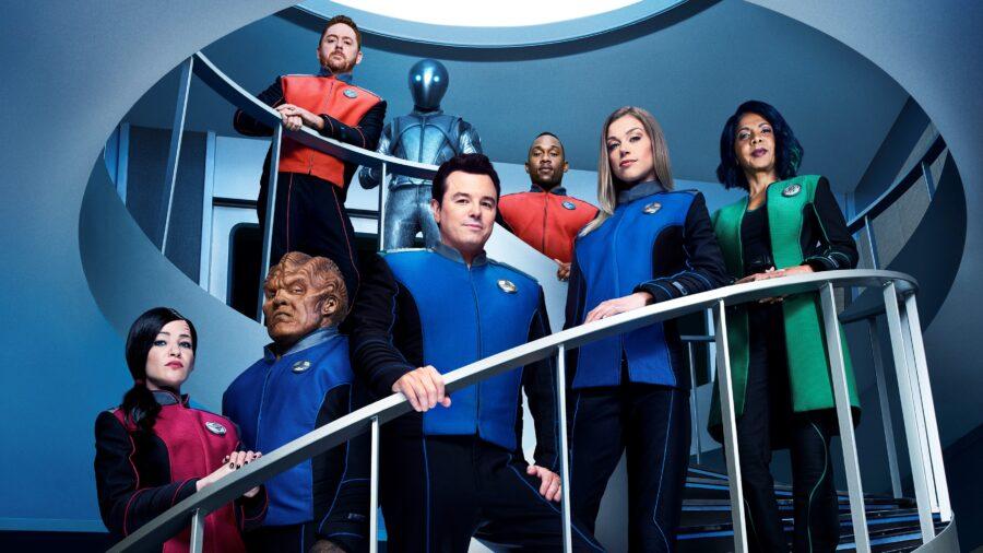 Season 3 main cast