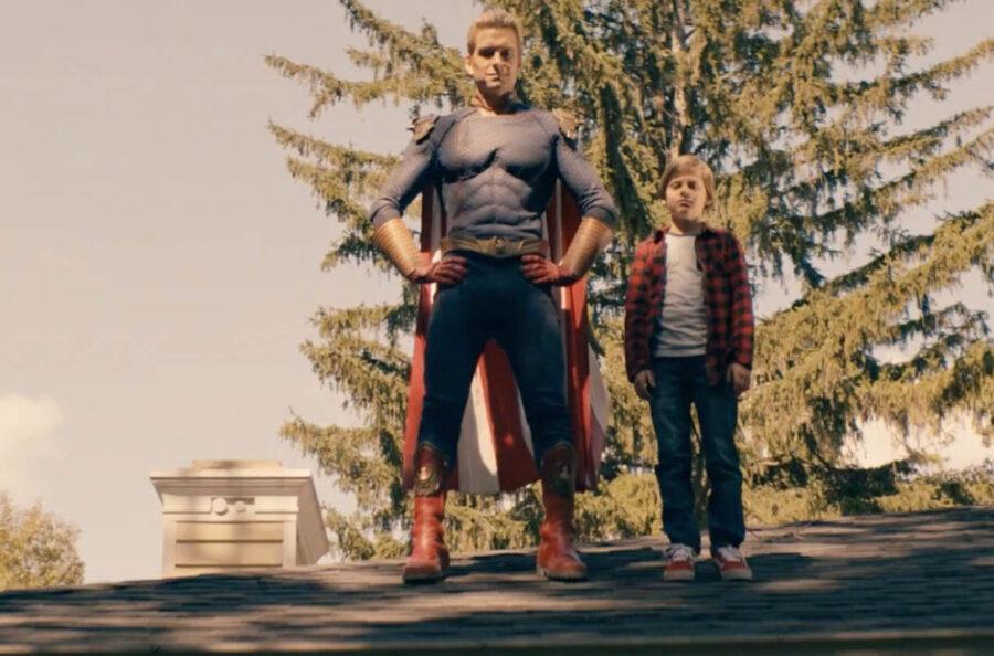 Amazon teases its superheroes
